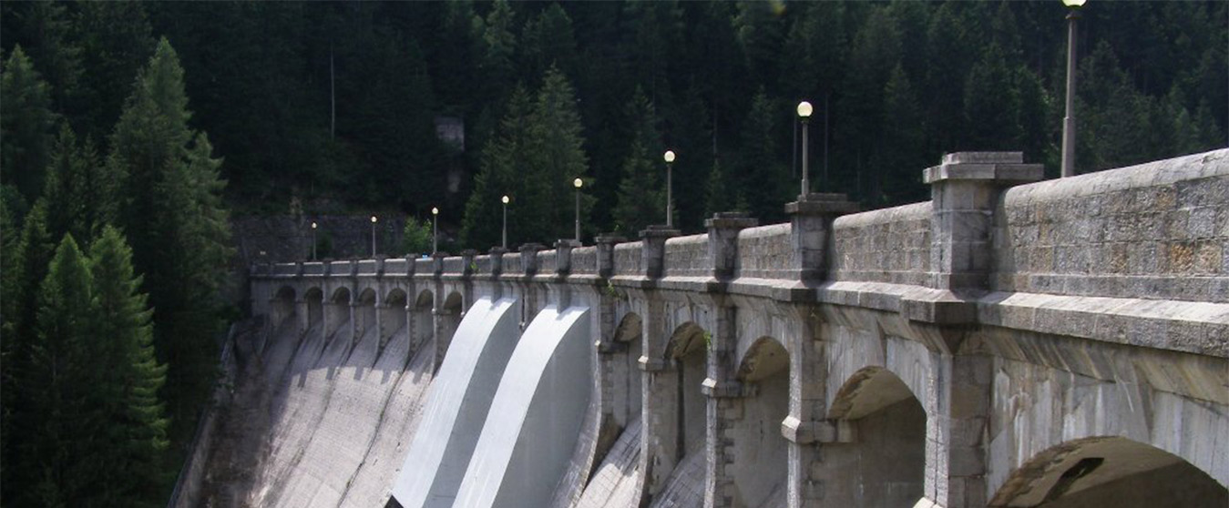 Santa Caterina dam - Enel.it