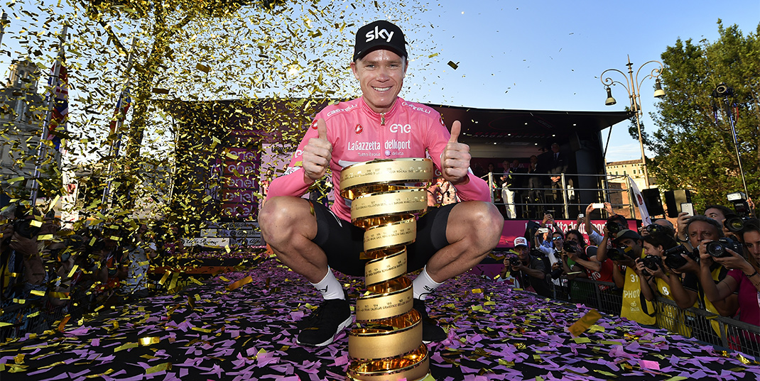 Giro d'Italia 2018 - Enel.it