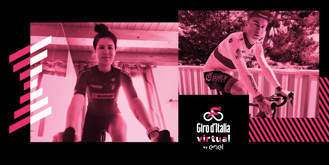 Giro d'Italia Virtual - Enel.it