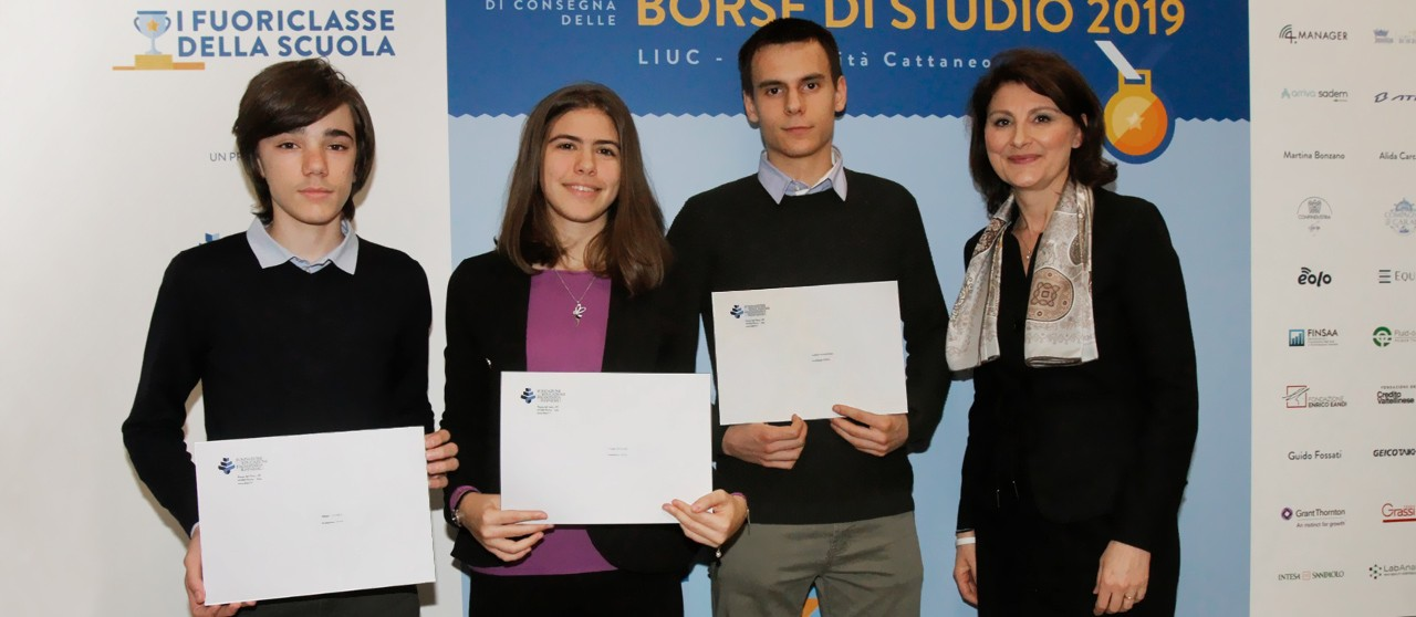 "The winners of the fourth edition of the ""I Fuoriclasse della Scuola"" competition - Enel.it"