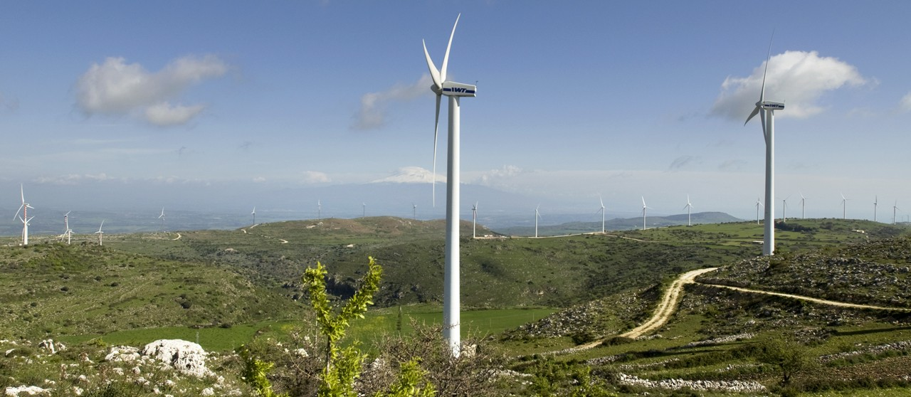 Wind turbine - Enel.it