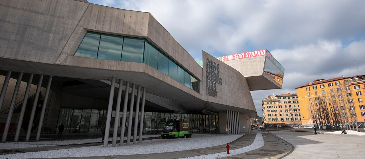 Museo MAXXI (Roma) - Enel.it
