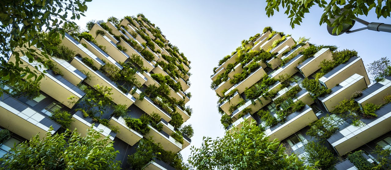 Vertical forest - Enel.it