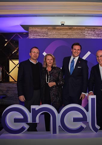 Launch of Enel X