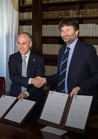 Agreement Mibact-Enel - Enel.it