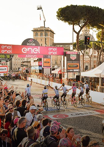 giro d'italia - Enel.it