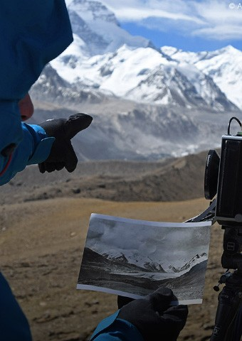 On the Trail of the Glaciers: The travel diaries - Enel.it