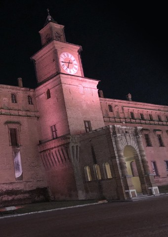 The eleventh stage of the Giro d'Italia: Carpi - Enel.it
