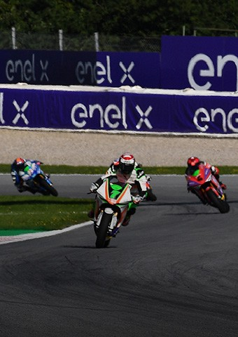 FIA ENEL MotoE World CUP, Sachsenring - Enel.it