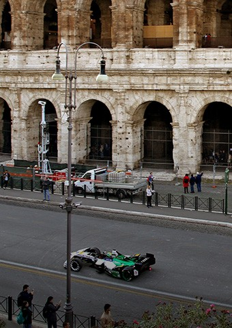 Formula E e Colosseo - Enel.it