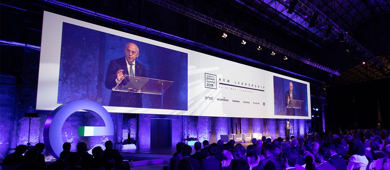 Eurelectric, Summit 2019, Firenze - Enel.it