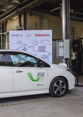 Vehicle to Grid - Enel.it