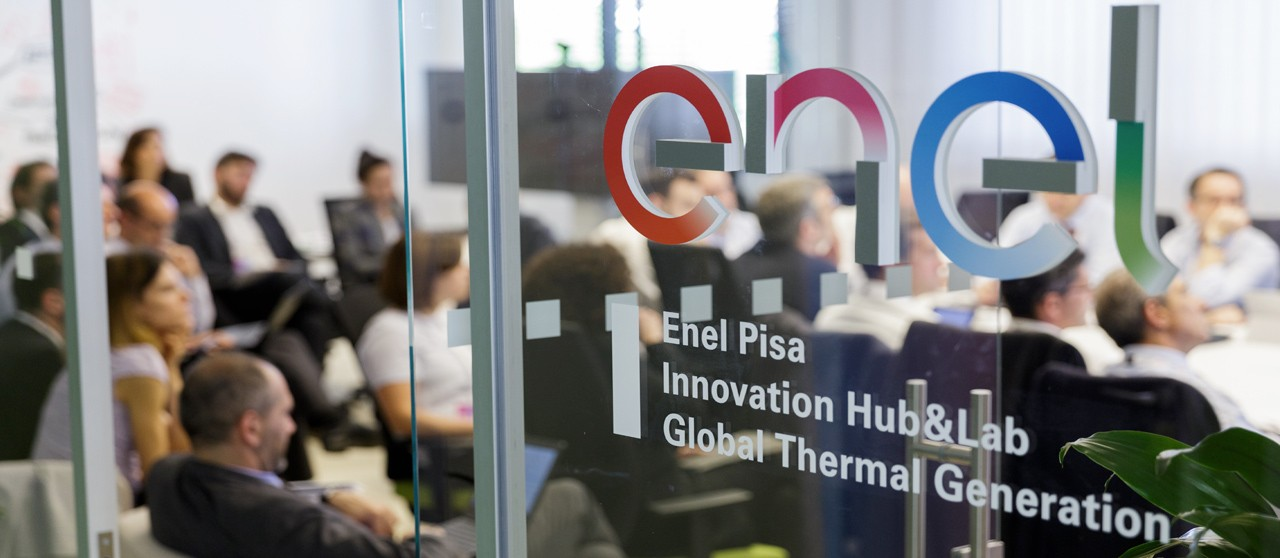Innovation Hub&Lab Pisa - Enel.it
