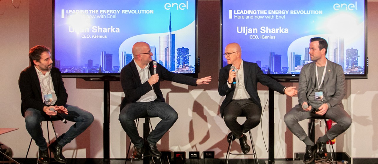 Leading the Energy Revolution - Enel.it